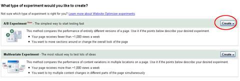 Google Website Optimezer3
